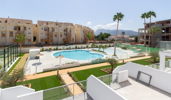 Apartamento nuevo en Denia